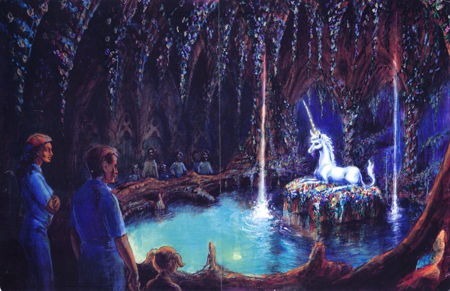 Mouseplanet Quest For The Unicorn By Maggie Parr