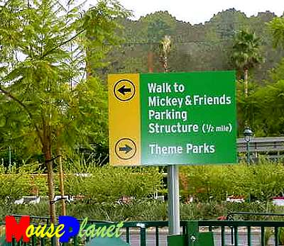 Yes, you can walk from the Mickey & Friends parking structure to the resort, it's actually not that far