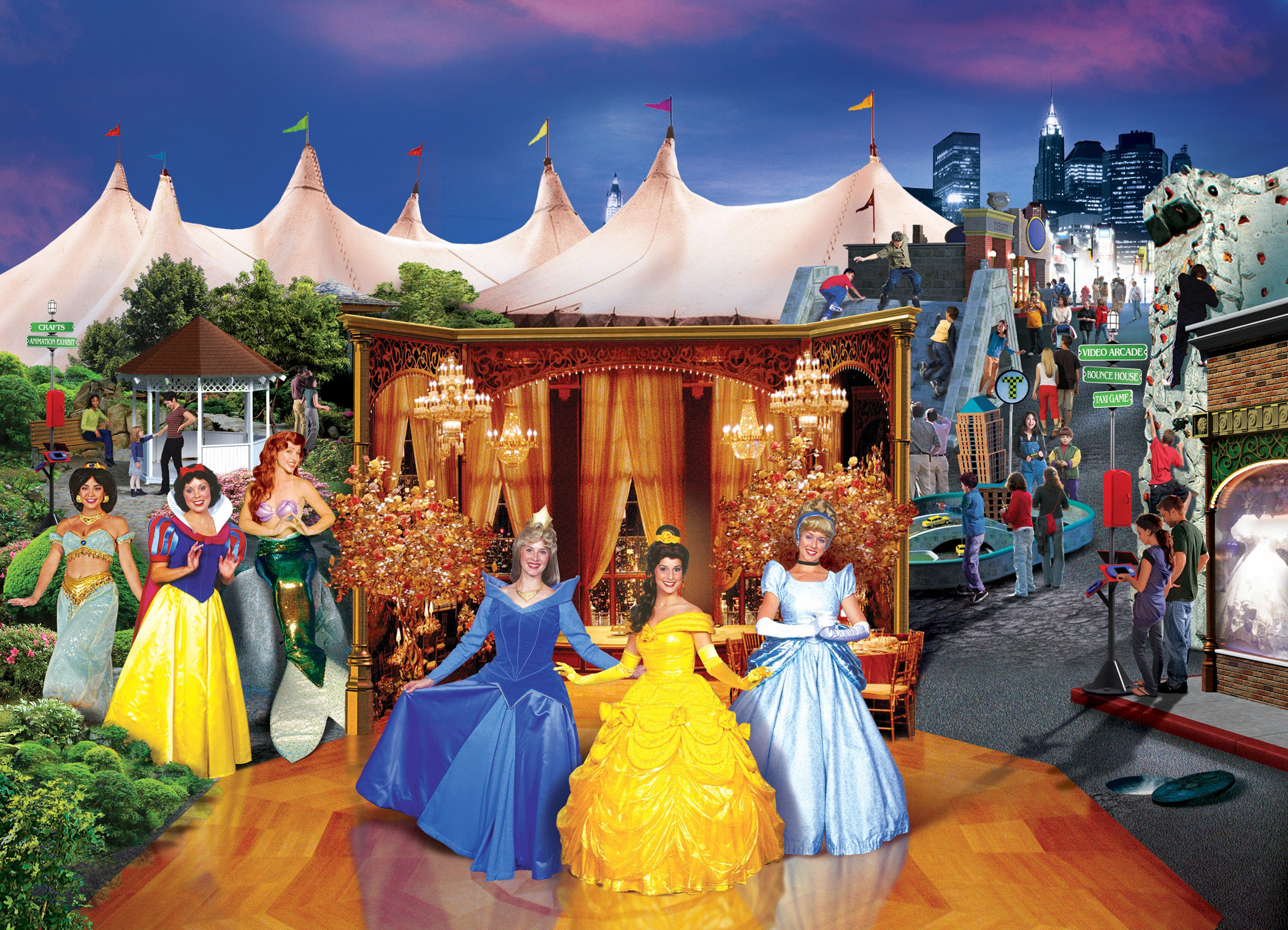 All Disney Resort Movie