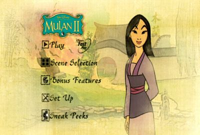 Mulan Cartoon 9