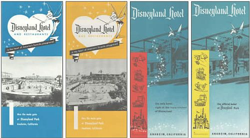 Mouseplanet - Disneyland Hotel History By Lani Teshima