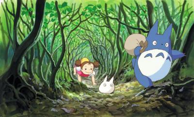 Mei e Totoro