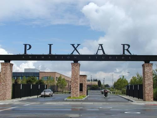 pixar studios. pixar studios emeryville.