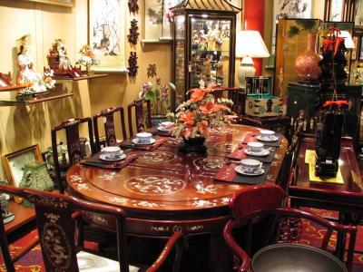 Oriental Dining Room Furniture. 100+ [ Oriental Dining Room Sets ...