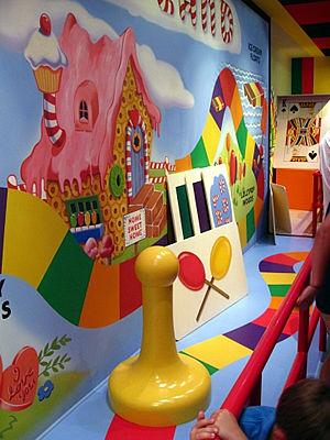Mouseplanet walt disney world park update by mark goldhaber for Candyland bedroom ideas