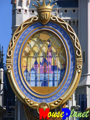 walt disney world castle logo. Walt Disney World Park Update