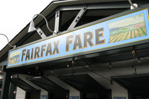 Image of Fairfax Fare