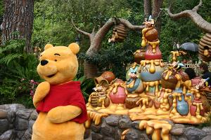 Image of Winnie the Pooh and Friends
