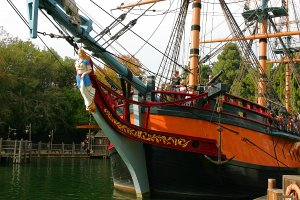 Image of Sailing Ship Columbia