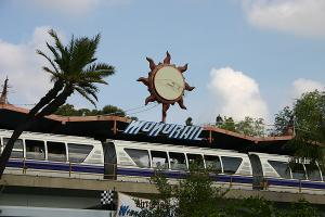 Image of Disneyland Monorail