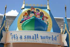 Image of it's a small world
