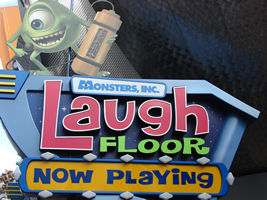 Image of Monsters, Inc., Laugh Floor