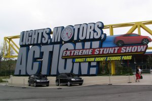 Image of Lights, Motors, Action! Extreme Stunt Show