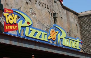 Image of Toy Story Pizza Planet