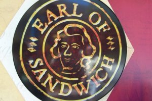 Image of Earl of Sandwich